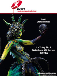 World Bodypainting Festival - Friday