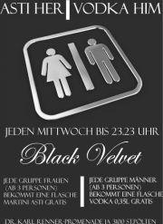 Asti Her Vodka Him@Black Velvet