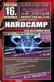 Hardcamp - Dominic Infuso