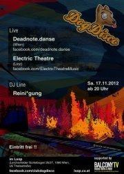 DogDisco feat. Deadnote.danse  Electric Theatre