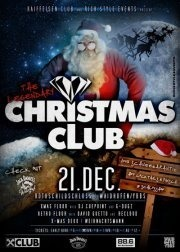 The Legendary Christmas Club@Crystal Club