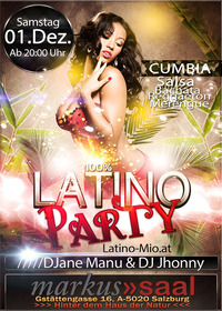 Latino Party Cumbia