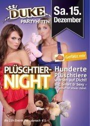 Plüschtier Night