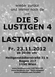 Last Wagon + Die 5 Lustigen 4