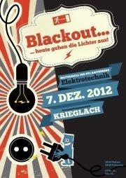 Blackout - Maturaball der HTBL Kapfenberg - Elektrotechnik@VAZ