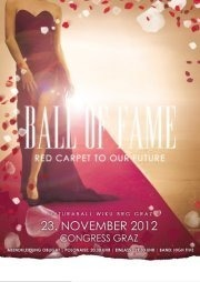 Wiku Ball 2012   -   Ball of fame - Red carpet to our future