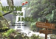 Maturaball der BHAK  Horn - Welcome to the jungle