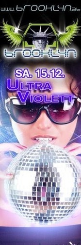 Ultra Violett@Brooklyn
