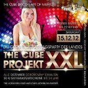 Cube Projekt XXL Dezember - Happy Birthday