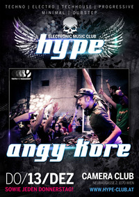 Hype Club pres. Star Guest Angy Kore!!!