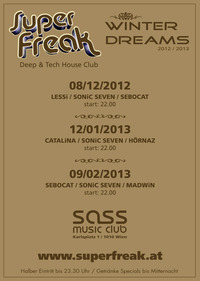 Superfreak! Winter Dreams@SASS