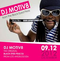 DJ Motiv8 Live