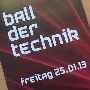 Ball der Technik 2013