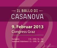 Casanovaball 2013