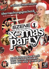 SZENE1 X-MAS PARTY