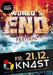 Worlds End - Das Festival@KN4ST