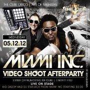 Miami Inc. Aftershowparty