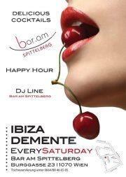 Ibiza Demente@Bar am Spittelberg