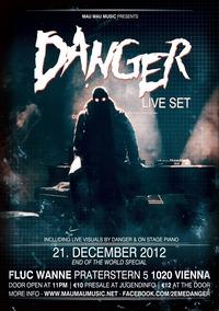 Danger Live@Fluc / Fluc Wanne