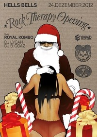 Hells Bells Christmas Special feat. Royal Kombo