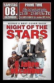 Night of the Stars - 6 Jahre Excalibur