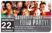Saturday Night - Euro Party@Bollwerk
