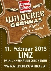 Krone Wilderer Gschnas 2013 - Die Nacht in Tracht