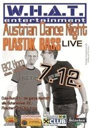 Austrian Dance Night - Plastikbass Live