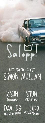 Salopp! feat. Simon Mullan & Tiefentanz