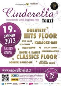 Cinderella tanzt