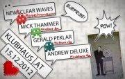 Freaksound SAMSTAGSKLUB with NEWCLEAR WAVES 15.12.  KLUBHAUS SALZBURG