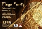 Maya Party - The new Age@Manolos