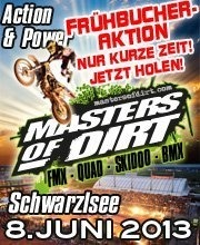 Masters of Dirt 2013