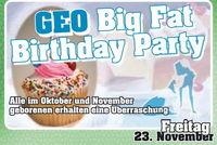 Big Fat Birthday Party