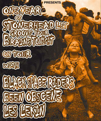 One Year of Stonerhead let groove your brains tonight!@MARK.freizeit.kultur