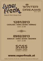Superfreak Winter Dreams@SASS