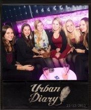 Urban Diary@Club Avenue