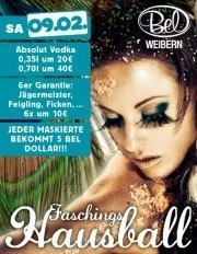 Faschings Hausball@Disco Bel