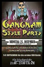 Gangnam Style Party