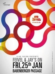 Club Fusion presents Feivel & Jay´s On @Babenberger Passage
