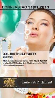 XXL Birthday Party