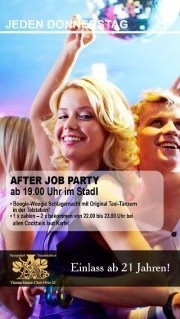 After Job Party@A-Danceclub