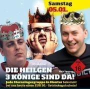 Die Heiligen 3 Könige sind da!