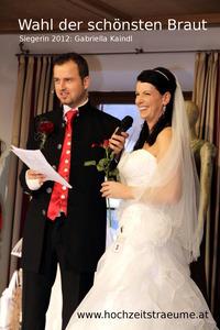Wahl der schönsten Braut
