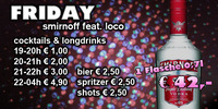 Friday smirnoff feat. loco@Loco