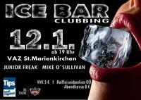 Ice Bar Clubbing