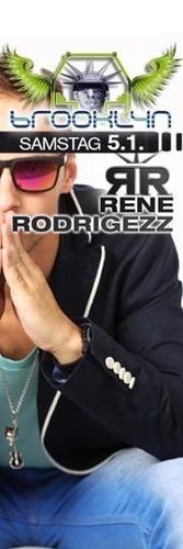 Rene Rodrigezz live@Brooklyn