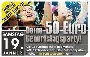 Deine 50Euro Geburtstagsparty@Bollwerk