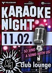 Karaoke Singen@K1 - Club Lounge