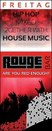 Mashupyourlife mit DJ Luvre@Rouge Bar